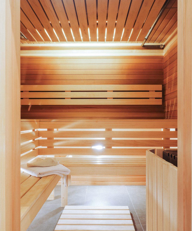 My Spa Wellzones Sauna 4 3 72