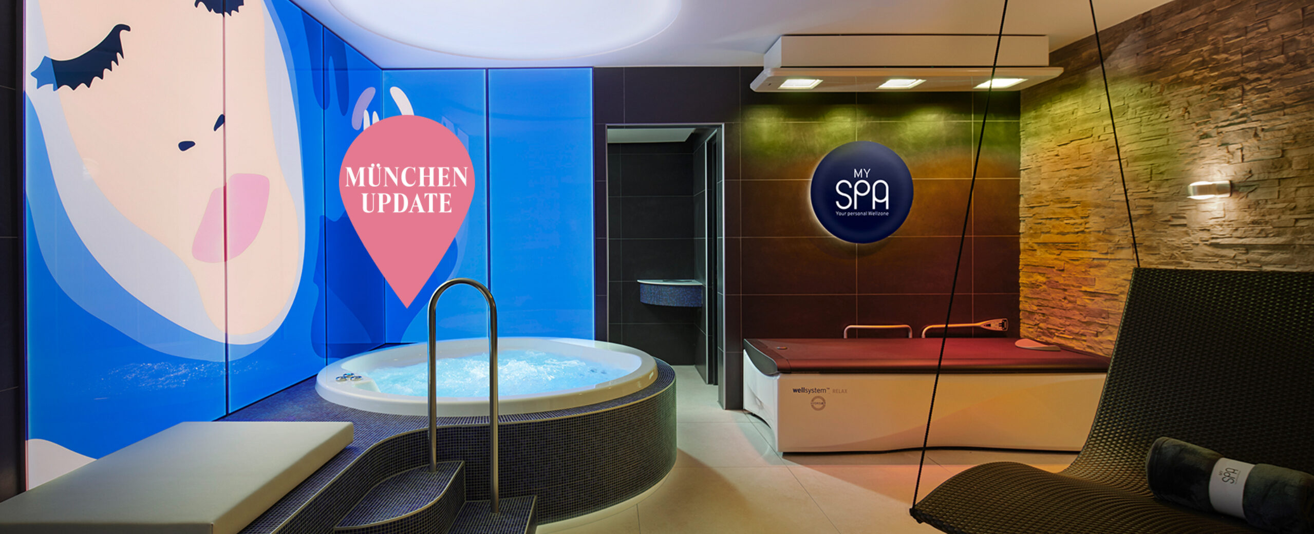 My Spa News Muenchen Update Header