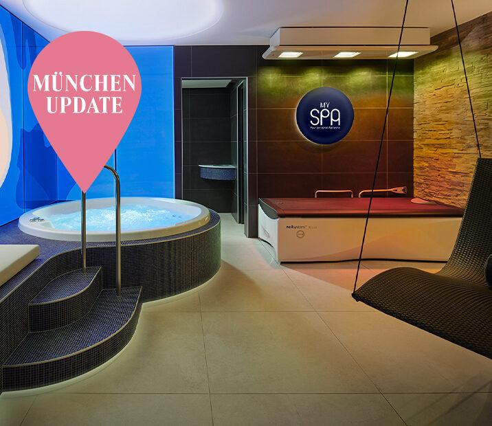 My Spa News Muenchen Update Teaser